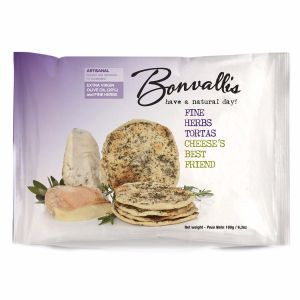 BONVALLIS TORTAS DE FINAS HIERBAS