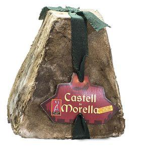 QUESO ARTESANO DE CABRA CASTELL MORELLA